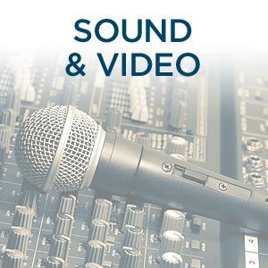 Sound & Video
