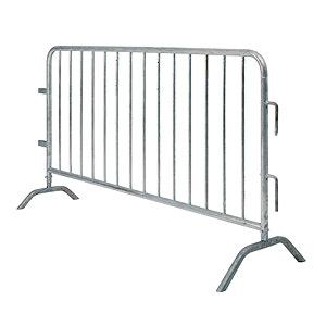Steel Barricade (Overall - 45