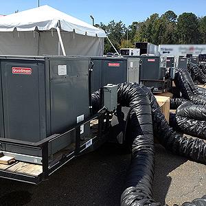 10 Ton AC Unit